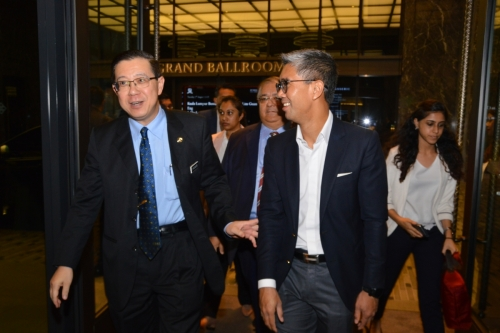(07 August 2018) Fireside Chat with Lim Guan Eng - 11