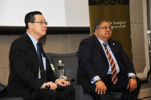 (07 August 2018) Fireside Chat with Lim Guan Eng - 39