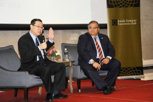 (07 August 2018) Fireside Chat with Lim Guan Eng - 41