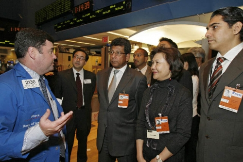 (1-4 May 2007) KLBC Business Mission to New York - 1