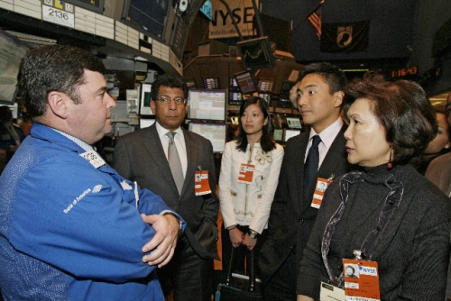 (1-4 May 2007) KLBC Business Mission to New York - 2