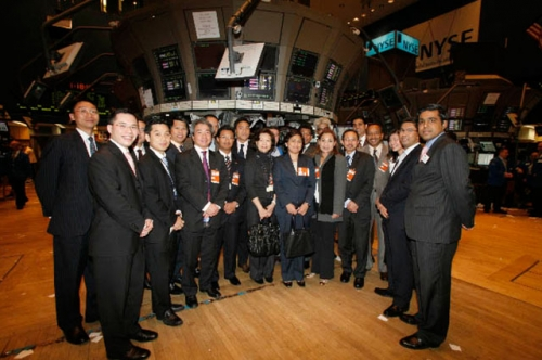 (1-4 May 2007) KLBC Business Mission to New York - 3