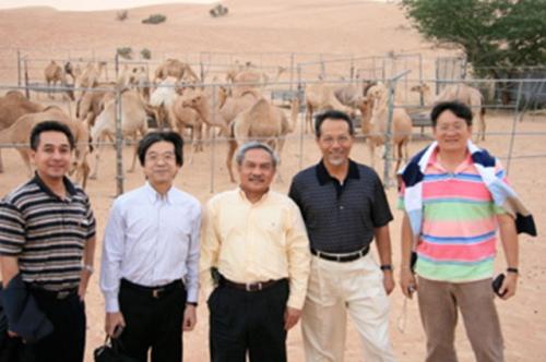 (1-6 November 2007) KLBC Business Mission to Dubai and Abu Dhabi - 1