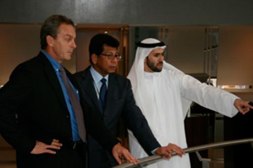 (1-6 November 2007) KLBC Business Mission to Dubai and Abu Dhabi - 4