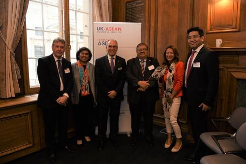 (10-12 September 2018) KLBC in London - 10