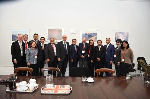 (10-12 September 2018) KLBC in London - 11