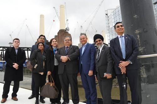 (10-12 September 2018) KLBC in London - 17