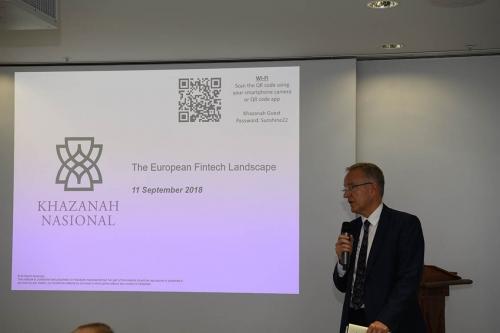 (10-12 September 2018) KLBC in London - 29