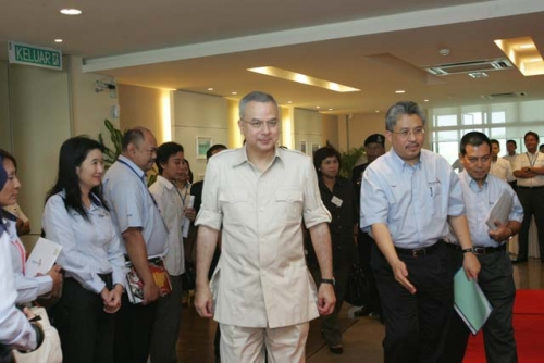 (11 January 2010) KLBC in Iskandar - 2