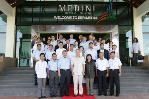 (11 January 2010) KLBC in Iskandar - 4