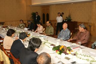 (11 June 2009) Lunch Meeting with Mr Lee Kuan Yew, Minister Mentor of Singapore - 2