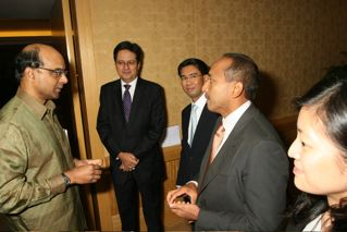 (11 June 2009) Lunch Meeting with Mr Lee Kuan Yew, Minister Mentor of Singapore - 3
