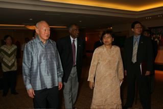 (11 June 2009) Lunch Meeting with Mr Lee Kuan Yew, Minister Mentor of Singapore - 4