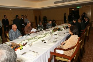 (11 June 2009) Lunch Meeting with Mr Lee Kuan Yew, Minister Mentor of Singapore - 5