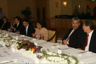 (11 June 2009) Lunch Meeting with Mr Lee Kuan Yew, Minister Mentor of Singapore - 6