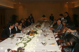 (11 June 2009) Lunch Meeting with Mr Lee Kuan Yew, Minister Mentor of Singapore - 9