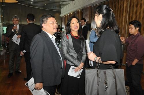 (12 July 2017) Diplomat Dialogue Series with Thai Ambassador - 1