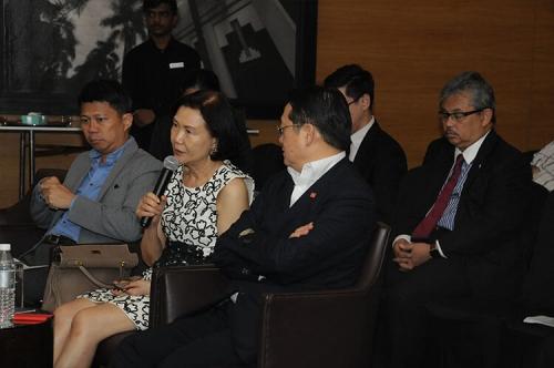 (12 July 2017) Diplomat Dialogue Series with Thai Ambassador - 5