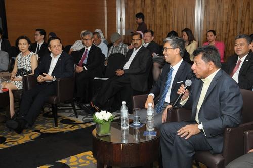 (12 July 2017) Diplomat Dialogue Series with Thai Ambassador - 6