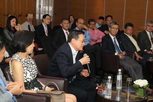 (12 July 2017) Diplomat Dialogue Series with Thai Ambassador - 9