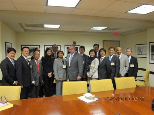 (13-16 April 2010) KLBC in Washington and New York - 2