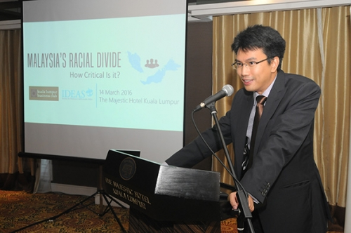 (14 March 2016) KLBC-IDEAS Roundtable Session - Malaysia s Racial Divide - 11