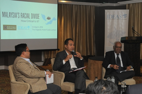 (14 March 2016) KLBC-IDEAS Roundtable Session - Malaysia s Racial Divide - 13