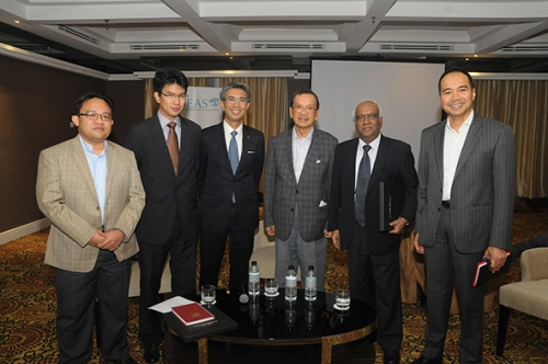 (14 March 2016) KLBC-IDEAS Roundtable Session - Malaysia s Racial Divide - 14