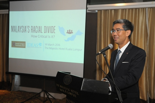 (14 March 2016) KLBC-IDEAS Roundtable Session - Malaysia s Racial Divide - 9