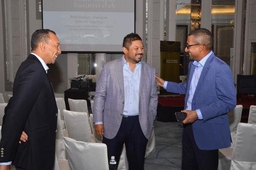 (15 Nov 2018) Post Budget Dialogue with Tony Pua 1