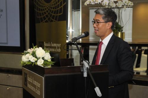 (16 May 2017) Diplomat Dialogue Series with US Ambassador - 4