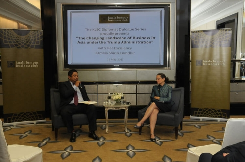 (16 May 2017) Diplomat Dialogue Series with US Ambassador - 8