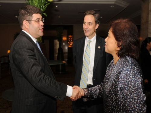 (18 May 2011) KLBC Dinner with US Deputy Secretary of Treasury - 1