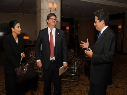 (18 May 2011) KLBC Dinner with US Deputy Secretary of Treasury - 2