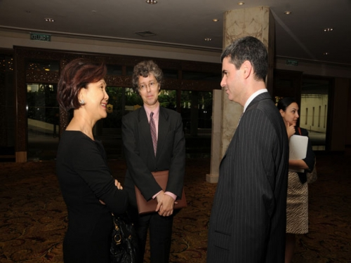 (18 May 2011) KLBC Dinner with US Deputy Secretary of Treasury - 3