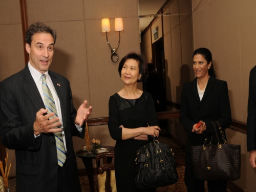 (18 May 2011) KLBC Dinner with US Deputy Secretary of Treasury - 4