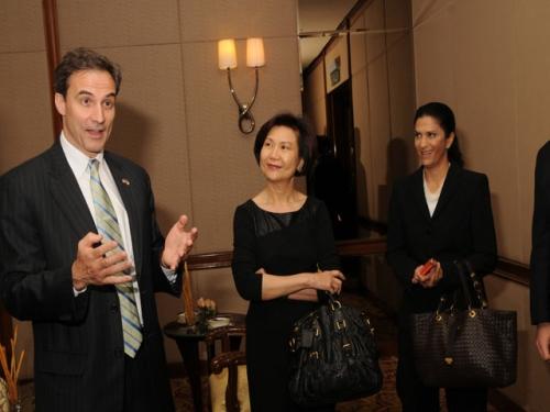 (18 May 2011) KLBC Dinner with US Deputy Secretary of Treasury - 4