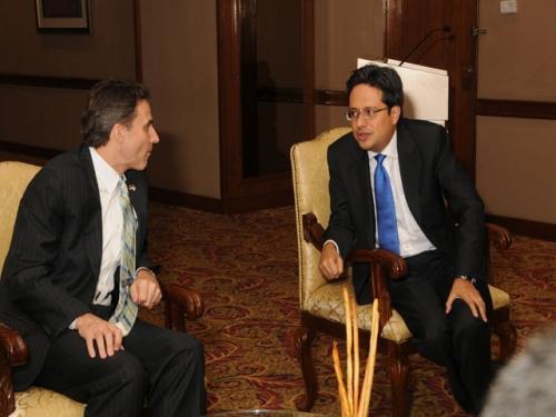 (18 May 2011) KLBC Dinner with US Deputy Secretary of Treasury - 6