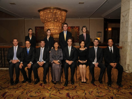 (18 May 2011) KLBC Dinner with US Deputy Secretary of Treasury - 7
