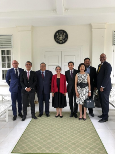 (18 September 2018) KLBC luncheon with the US Ambassador - 1
