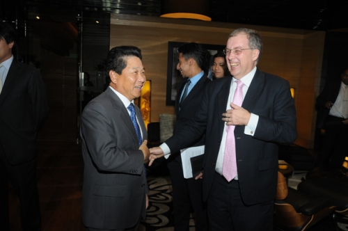(19 March 2013) Fireside Chat with Chinese Ambassador - 4