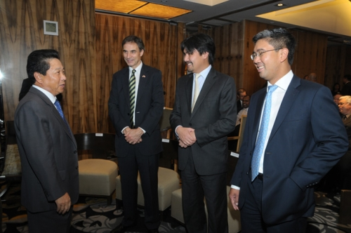 (19 March 2013) Fireside Chat with Chinese Ambassador - 8