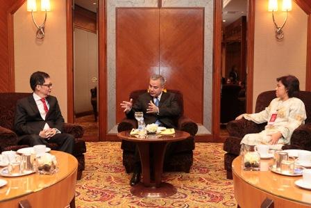 (1 October 2010) ASEAN Leadership Forum 100 - 1