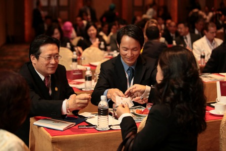 (1 October 2010) ASEAN Leadership Forum 100 - 12