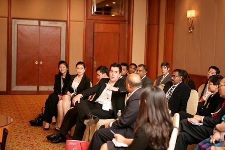 (1 October 2010) ASEAN Leadership Forum 100 - 13