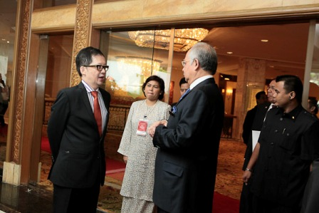 (1 October 2010) ASEAN Leadership Forum 100 - 14