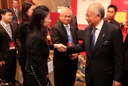 (1 October 2010) ASEAN Leadership Forum 100 - 3