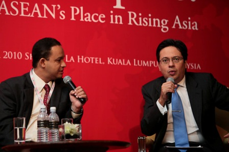 (1 October 2010) ASEAN Leadership Forum 100 - 6