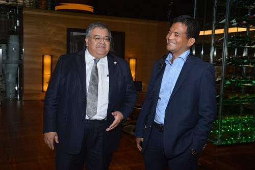 (20 September 2013) Fireside Chat with YB Encik Khairy Jamaluddin - 1