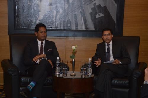 (20 September 2013) Fireside Chat with YB Encik Khairy Jamaluddin - 11